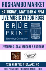 Roshambo Brueprint 5/15